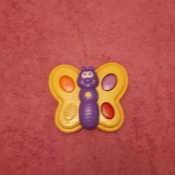 музыкальная бабочка
