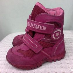 Ортопедические ботинки фирмы Minimen 22