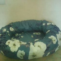 Lounger for a cat or a dog