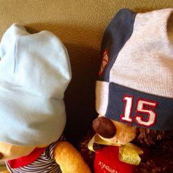 hats knitwear r. 52