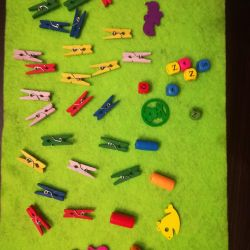 Beads for scrap