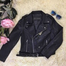 Eco Jacket από δέρμα