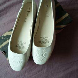 pantofi noi de balet keddo р.38.5