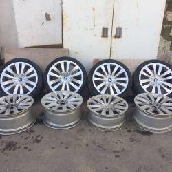 Wheels on BMW f01 f10