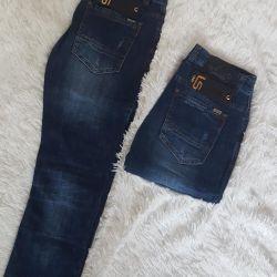 Новые мужские джинсы 👍⚡💣