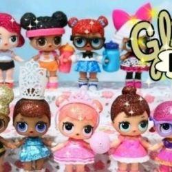 Doll L.O.L original, new