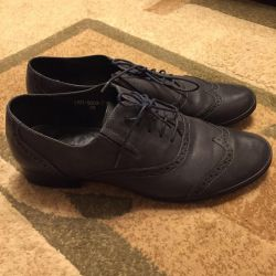 Sinta Leather Shoes