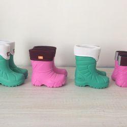 Eva boots new