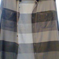 Джемпер рубашка мужская 50-52 размер