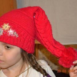 3-5 yıl bahar için serin şapka