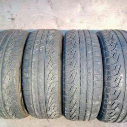 215 55 17 Pirelli Sottozero Winter 210 Serie 2