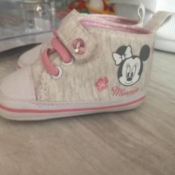 Booties gym shoes for children