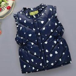 Waistcoat for girl new