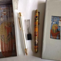 Pen and mechanical pencil.new.imported.