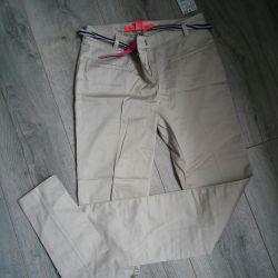 Pantaloni noi de vară Mango