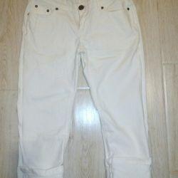 New breeches, shorts