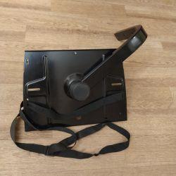 Στήριγμα για την τοποθέτηση της τηλεόρασης 35/25 cm.