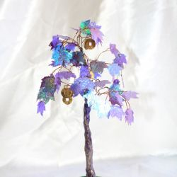 Sequin tree