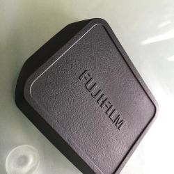 Fujifilm Fujinon XF cover for 18mm hood