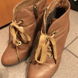 Ayak bileği botları 150 ruble (gardrobayı boşalt)
