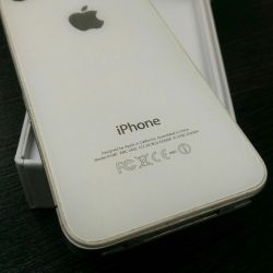 iPhone 4s 16 GB alb