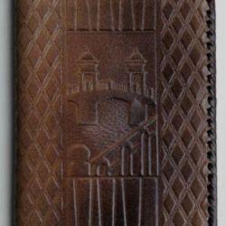 Δαντέλα USSR Leather 1988 έτος