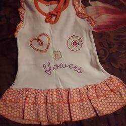 Dress size 80