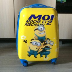 Selling a new suitcase! 2200₽