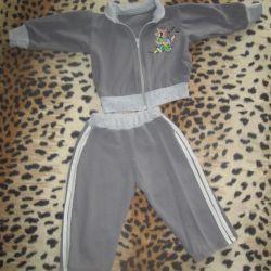 Suit for a boy