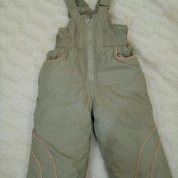 Semi-overalls winter, new 80r-p