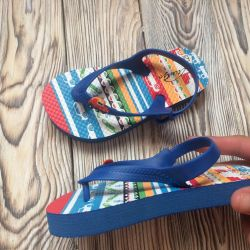 Plaj ayakkabıları / havuz