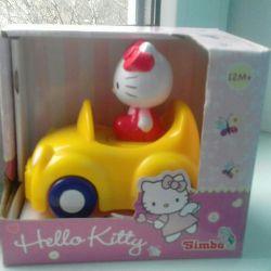 Hello Kitty inertia machine