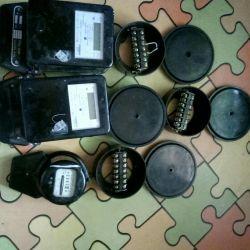 Электросчетчики и коробки