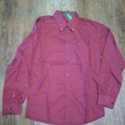 13-16 yaş arası erkek çocuk için yeni güzel gömlek