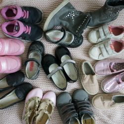 Shoes for girl 21-23
