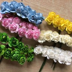 Rosettes paper for creativity
