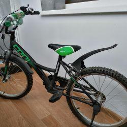 Bisiklet yeni