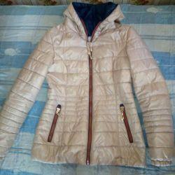 Sonbahar ilkbahar ceket