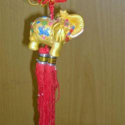 hatıra maskot fil