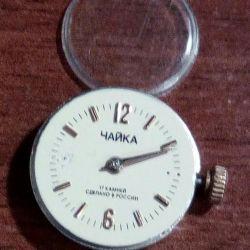 Часовой механизм от золотых часов