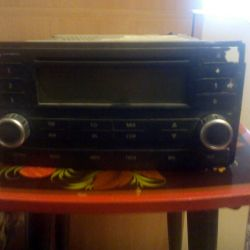 Volkswagen radio tape recorder