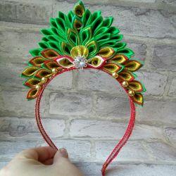 Ελάτης, δέντρο σε χείλος, φορεσιά