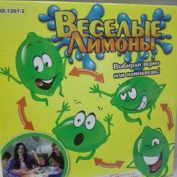 Παιχνίδι Αστεία λεμόνια