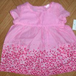 Платье 3-6 мес новое
