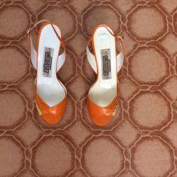 New Italian sandals