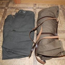 плащ-палатка рукавицы