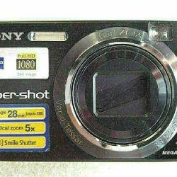 Sony DSC W170 Digital Camera