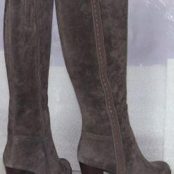 Autumn 36, 37, 39 suede boots Cavaletto