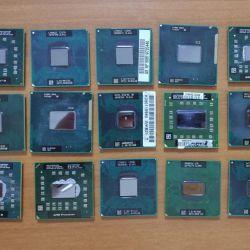 Notebook processors