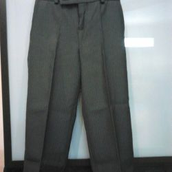 New Trousers schools.